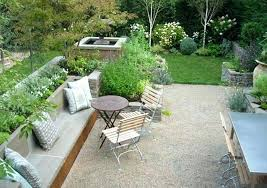 Gravel Backyard Ideas Gravel Backyard Landscaping Landscaping With Gravel And Stones