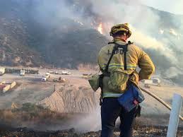 Wildfire History by La Tuna Fire In Los Angeles Grows To Thousands Of Acres U0027largest