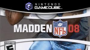 image gallery madden 08 gamecube
