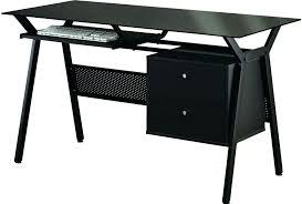 Ikea Black Computer Desk Furniture Black Corner Computer Desk Design Ideas The Use Of