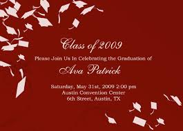 school graduation invitations sayings