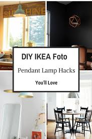 Ikea Pendant Lights 7 Diy Ikea Foto Pendant Lamp Hacks You U0027ll Love Shelterness