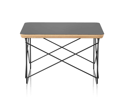 eames wire base low table by charles u0026 ray eames for herman miller