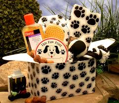 per gift basket pet gift baskets dog lover baskets