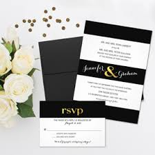 black and white striped wedding invitations la rue wedding invitations cards envelopments diy zazzle