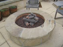 backyard fire pit ideas santa barbara 93103 down to earth