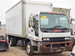 gmc semi truck gmc box van trucks for sale
