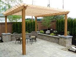 backyards trendy backyard trellis ideas grape also patio