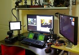 Flight Sim Desk Your Computer Stations Edcforums