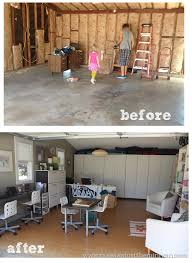 Garage Renovation by Totally Converting My Garage The Next Time We Buy A House Then We