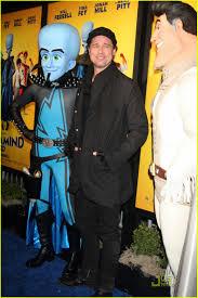 Megamind Halloween Costumes Brad Pitt U0027megamind U0027 Premiere Maddox U0026 Pax Photo 2492601