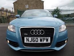 audi a3 2 0 tdi quattro s line 3dr manual for sale in burnley