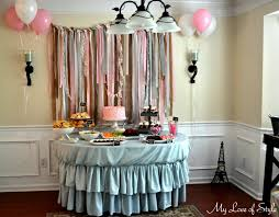 shabby chic baby shower my love of style u2013 my love of style