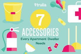 apartment needs 7 accessories every apartment dweller needs trulia s blog real