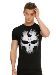 captain america spirit halloween marvel captain america civil war crossbones logo t shirt topic