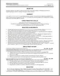 Technical Support Resume Format Technical Resume Template Word Resume For Your Job Application
