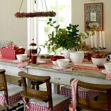 Christmas Dining Room Table Decorations 23 Dining Chairs Holiday Decors Idea 37 Awesome Christmas Dining