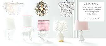 pottery barn ceiling lights nursery lighting nursery table ls kids and nursery lighting ls