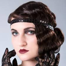 how to do great gatsby hairstyles for women 1920s hairstyles from great gatsby and downton abbey