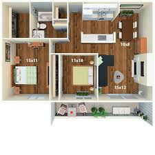 Juniper Floor Plan 707 Leahy Apartments Redwood City Ca Available Apartments