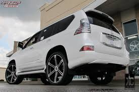 lexus gx custom 2014 lexus gx460 kmc km686 faction wheels