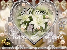 anniversaire de mariage 30 ans bonne journée mabiche1231