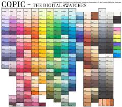 copic colour swatch book interest copic color swatch book at best