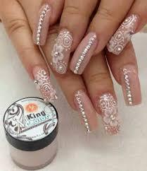 imagenes de uñas acrilicas con pedreria resultado de imagen para uñas acrilicas con piedras uñas