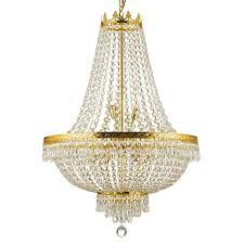 Chandelier Gallery Gallery Empire 9 Light Chandelier Free Shipping Today