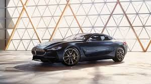 all bmw cars made this is the bmw 8 series concept in all its bmw bmw