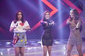 Fã do grupo Rouge, Anitta ganha surpresa de Li Martins no ...