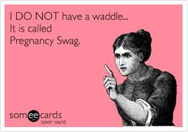 Pregnant Lady Meme - funny baby ecard i do not have a waddle it is called pregnancy