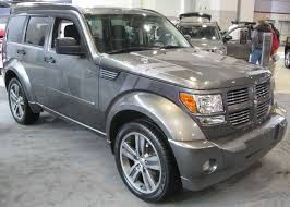 2007 dodge nitro 1 generation off road wallpapers specs and news
