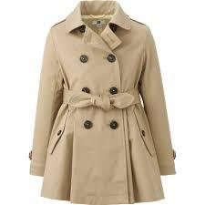 girls trench coat uniqlo us