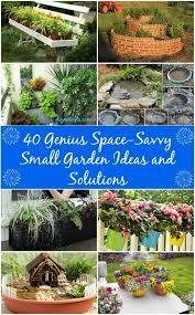 40 genius space savvy small garden ideas and solutions diy u0026 crafts