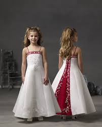 popular kids strap white dresses wedding buy cheap kids strap
