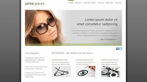 webseiten design opteo gute augenoptiker webseiten