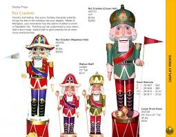 Large Christmas Decorations Props by Toy Soldiers Barrango Inc