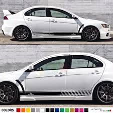 modified mitsubishi lancer 2000 mitsubishi lancer sticker ebay