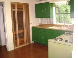kitchen kitchen interior brown glaze teak wood kitchen cabinet