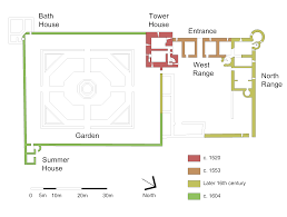file edzell castle plan png wikimedia commons