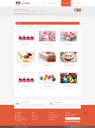 cake bakery wordpress theme justshop by templatation themeforest