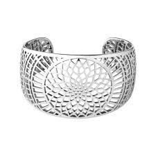 cuff bracelet sterling images Sterling silver cuff bracelet timeless collection links of london jpg