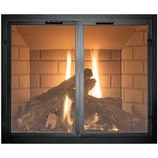 Ideas Fireplace Doors Crafty Design Wood Burning Fireplace Doors Fresh Ideas Best 25 On