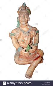 God Statue Mayan God Statue Stock Photo Royalty Free Image 76602739 Alamy