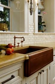 rustic cabin kitchen ideas kitchen farmhouse kitchen ideas copper sinks copper kitchen by