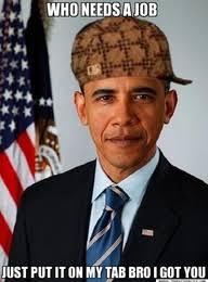 Funny Memes 2012 - job s on tab 2012 election meme