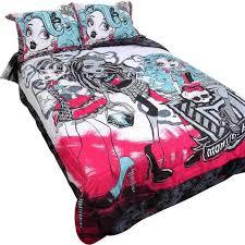 monster high bedroom sets monster high comforter set twin twin comforter sets pinterest