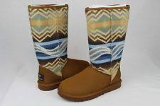 s ugg australia nubuck boots ugg australia s geometric boots ebay