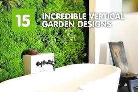 home vertical garden unique vertical garden home indoor flowers